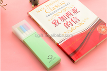 Elegant Fashion Love& Smile Cover Plastic Pencil Case