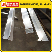 Small Size Aluminum Profile in F Shape Made in China