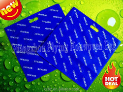 Factory Price Die Cut Non-Woven Shopping Bags for Garment (KX-C046)