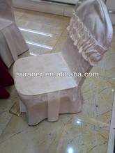 venta al por mayor elegante jacquard silla decorativa cubre