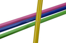 factory price household cleaning colored lacquer wooden broom handles