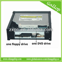 Slim ODD drive bracket combo internal floppy drive adapter