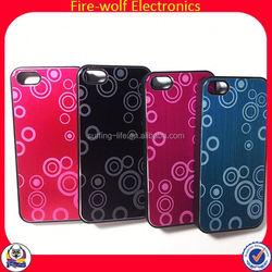 2014 new product pcs nontoxic pc+pu hot selling mobile phone case