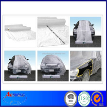 coreless PE car protective masking cover