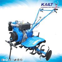 2015 KAMA diesel engine 9hp power rotary mini tractor tiller