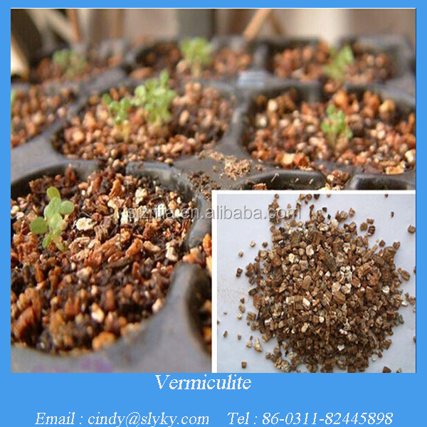 Vermiculite For Plants Garden Expanded...