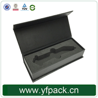 High Quality UV Lamination Finishing Pocket Knife Gift Package Box with Card Inside
