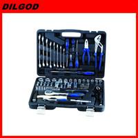 72pcs Hand Tool Set Tool Kit