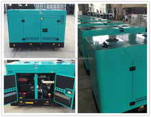 7KW China engine Yangdong (EPA) silent type diesel mini generator price