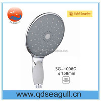 One-Function Shower Head, Hand Shower, ABS with Chrome Plated