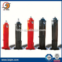 truck hoist manufacturer multi stage hydraulic cylinder repair table