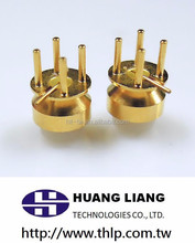 RF adapter manufacturer SMPM coaxial ssmp straight male connector