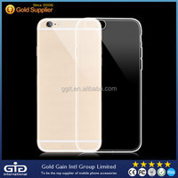 Ultra Thin Slim Crystal Clear Soft TPU Case For iPhone 6