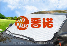 Windshield Sun protection car cover Silver film+ PEVA+PP cotton Sun Protection Function