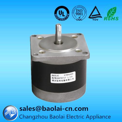NEMA14 12v low speed gear stepper motor electric motor with reduction gear
