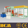 shengya qt8-15 most advanced full automatic hydroform cellular concrete block plants, weight less brick making machine