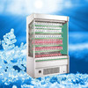 Multifunctional open chiller /commercial refrigeratored freezer / top-quality standard built-in upright chiller