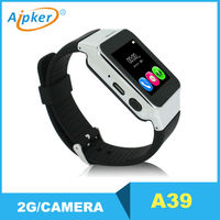 Hot selling watch wrist phone with tv