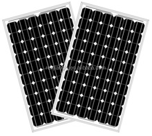 Aluminum Alloy Frame 250W Most Efficient Mono Solar Panel