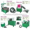 De reciclagem de pneus planta/de pirólise de pneus máquina/resíduos pneu recauchutado máquina