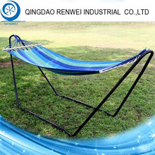 Heavy Duty Steel Outdoor Portable Camping Hammock with Stand /Folding Hammock Stand