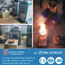 15kgs 20kgs Induction melting equipment of gold silver copper platinum