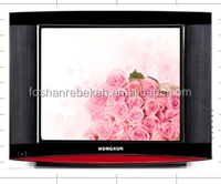 21 inch CRT TV SKD/TV cabinet/ best price for color TV/ in India/ T3