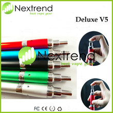 2015 china wholesale products Clover Deluxe V5 Dry Herb Vaporizer Pen in Nextrend