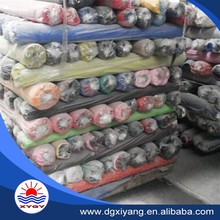 wholesale supplier polyester oxford fabric stock lot