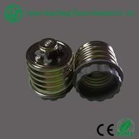 E40 to E27 porcelain lamp socket adapter lamp base convertor