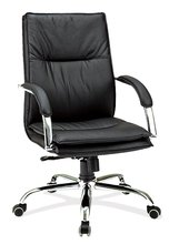 cylinder for office chair with footrest and heated seat