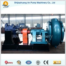 Gravel pumping equipment for coal mine