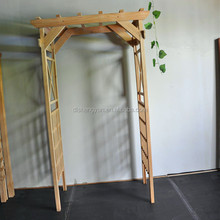Eco-friendly Great Value Simple Chinese Garden Arches for Sale