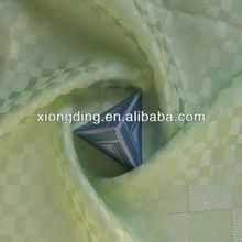 2012 new design polyester jacquard satin