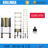 buy wholesale from China steel telescopic ladder