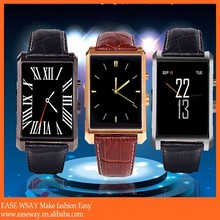 WP001 best waterproof cell phones, IOS and android touch screen wrist smart watch phone