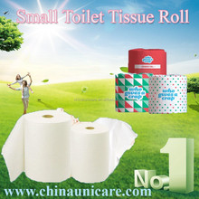 Natural white forklift paper roll clamp
