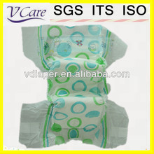 2015 new products cheap diapers baby sell in Africa baby diaper factory in China