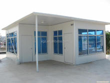 2015 modern and low cost prefabricated houses