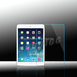 Clear Glass Screen Protector for Ipad mini Tempered Sreen Protector for Ipad Air