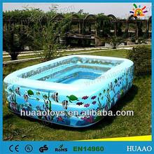 2015 adult inflatable deep swimming pool