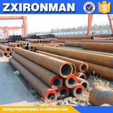 fluid and structure seamless steel pipes high quality from liaocheng city