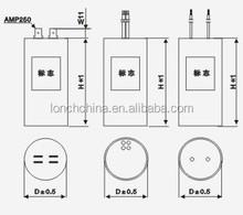 CBB60 running capacitor