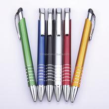 plastic promotional logo gift expensive ballpoint pen