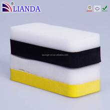Degradable Melamine Magnetic Pen Whiteboard Eraser Sponge Pad