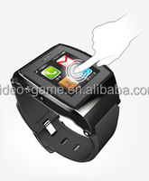hot wholesale touch screen bluetooth china smart watch phone
