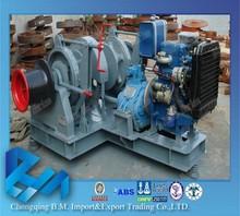 double gypsy marine lifting diesel windlass