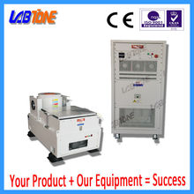 vertical and horizontal table electromagnetic testing vibration shaker
