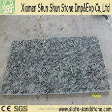 Whosale Top Quality Spray White Granite Slabs/Tiles for sale