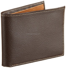 Kingstar's Men's Extra Capacity Slimfold Wallet Black